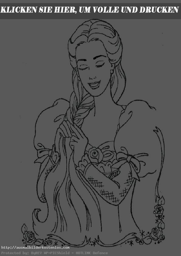 Aumalbilder-Prinzessin-6